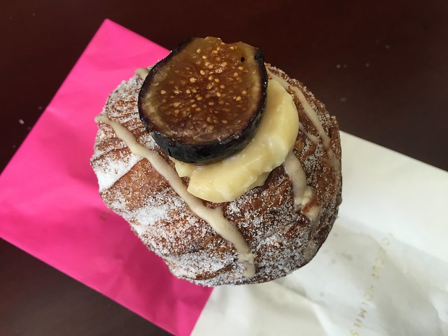 Maple cream cruffin - Mr. Holmes Bakehouse