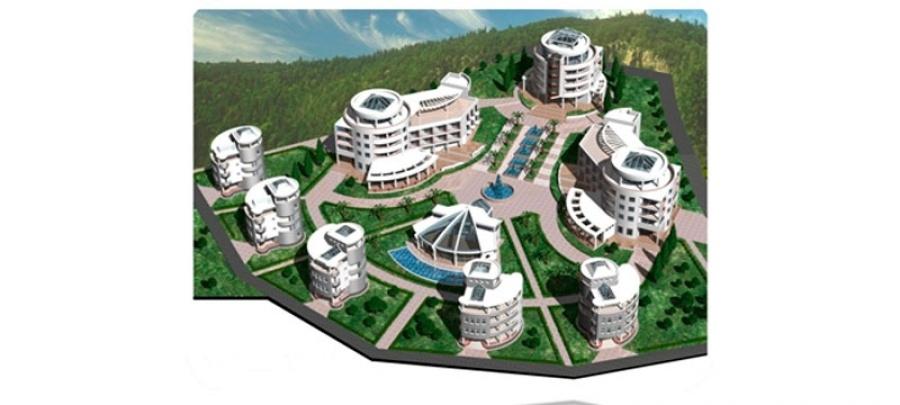 Гостиничный комплекс «Жемчужный» в Геленджике