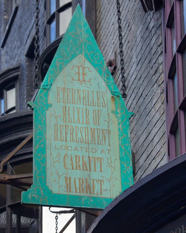 Universal Studios - Diagon Alley