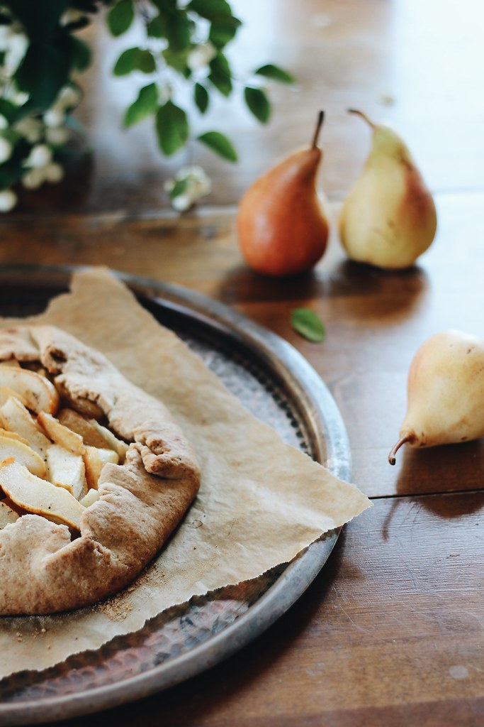 päärynägalette