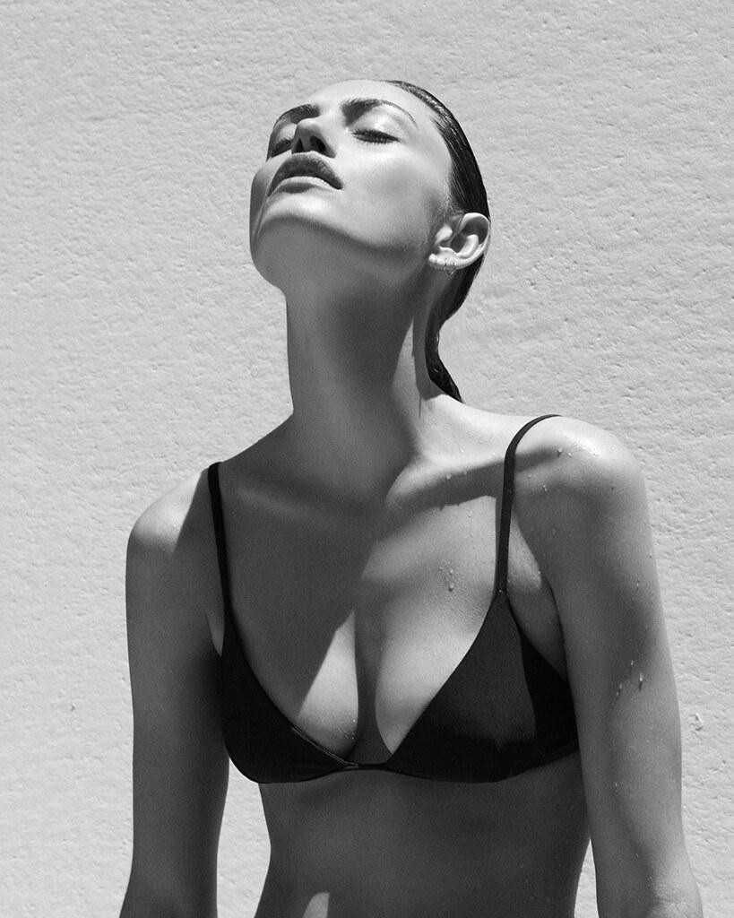 Фиби Тонкин — Фотосессия для «Matteau Swim» 2015 – 4