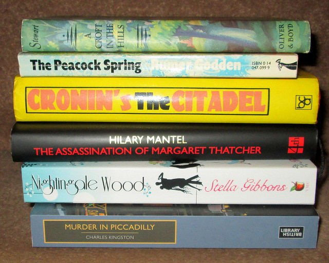 Latest Book Haul