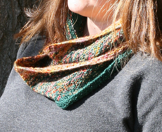 Fall Run Cowl