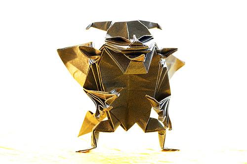 Origami 'Devil' (Jun Maekawa)