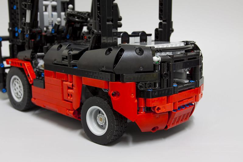 custom lego technic instructions