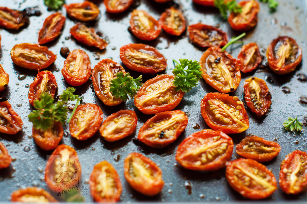 Day 284.365 - Roasted Tomatoes