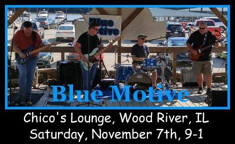 Blue Motive 11-7-15