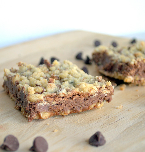 Chocolate Cheesecake Bars 4