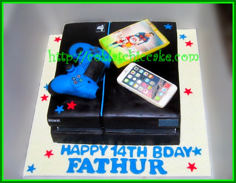 Cake Play Station 4