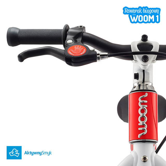 Rowerki biegowe WOOM