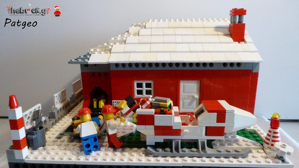 "[BuildtheBrick #2]: ""Santa's Workshop"" 23006220763_5c7d3d56e9_b"