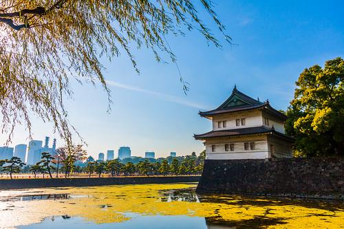 Pond of Emperor
