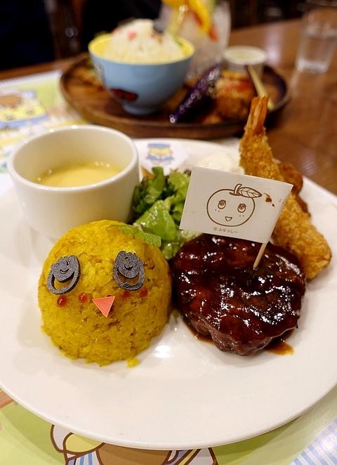 東京必吃船梨精主題咖啡店21