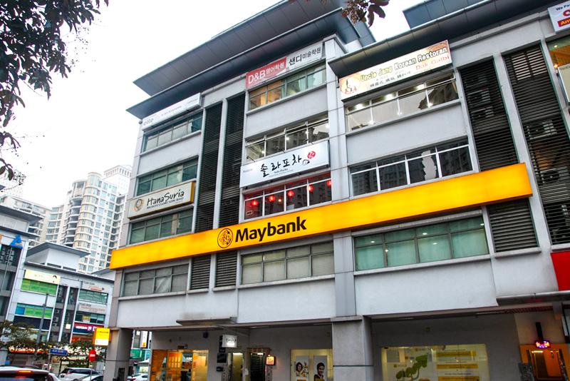 Sola-Pocha Korean Bar Maybank