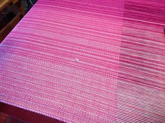 Pink cotton cloth