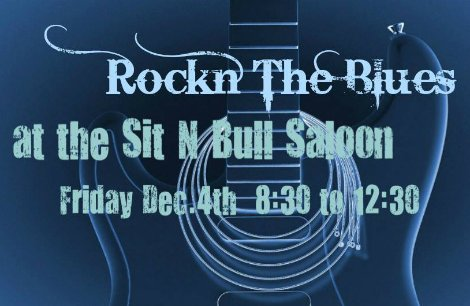 Rockn The Blues 12-4-15