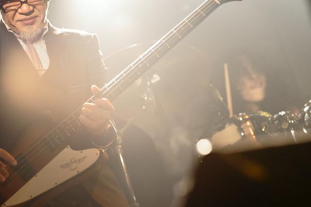 熊のジョン live at Outbreak, Tokyo, 03 Dec 2015. 396