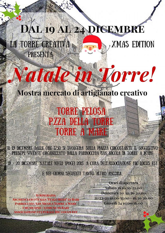 Torre a Mare. Natale in torre intero