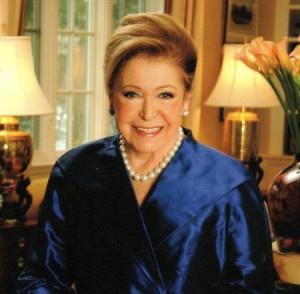 Tác giả Mary Higgins Clark