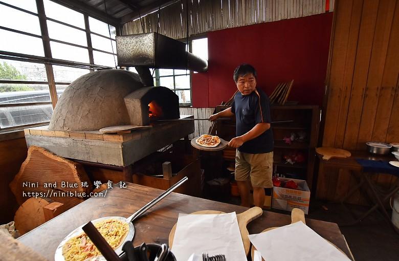 宜蘭安平冰店窯烤披薩DIY11