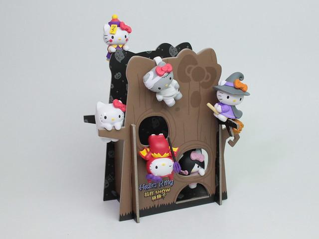 Hello Kitty搞怪SHOW-杯緣子 變裝搞怪大公開!!!