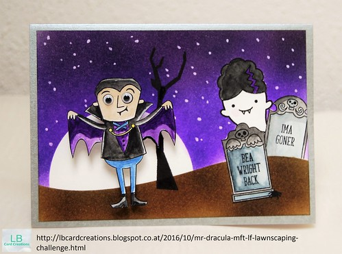 Mr. Dracula | MFT & LF | Lawnscaping Challenge #140