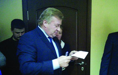 Суддя Денисюк втратить посаду. Черезсудову реформу