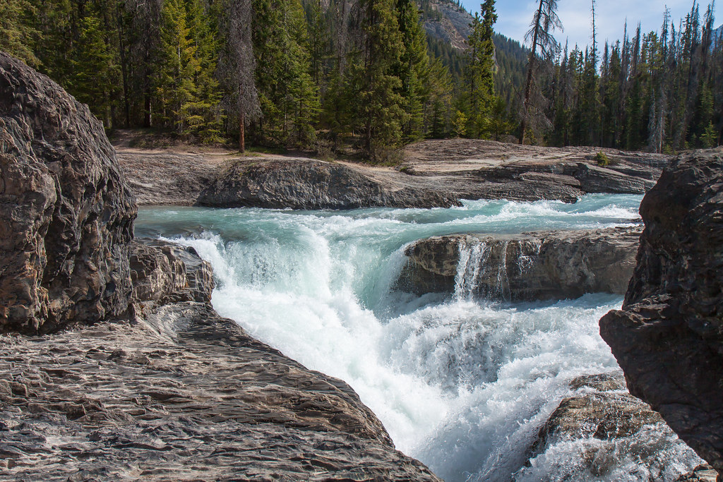 Yoho National Park, Natural Bridge