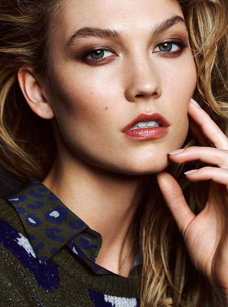 Карли Клосс — Фотосессия для «Fashion» 2016 – 5