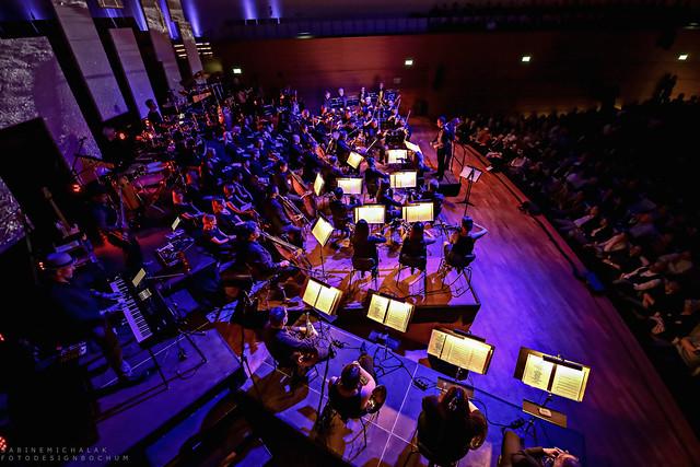 [Classic Night Band & Bochumer Symphoniker - 15.11.2016 / Musikforum Bochum]