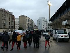 Coupe de France, 7e tour : ES Parisienne-CA Bastiais (Stade Bauer, Saint-Ouen, France)