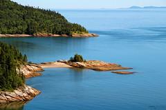 Parc National du Fjord du Saguenay (Québec, Canada)