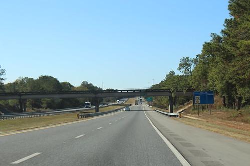 Florida I10wb CR181A Overpass