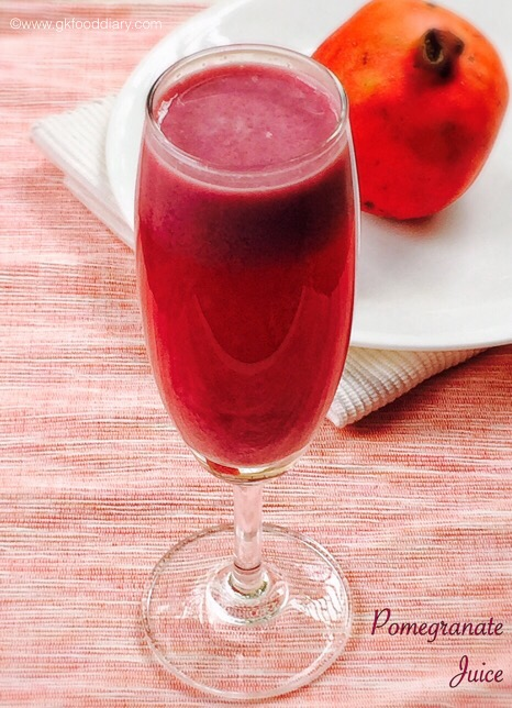 Pomegranate Juice 4