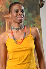 DSC_1121 Comfort from Tanzania with South African Zulu Cultural Ethnic Beaded Jewellery Shoreditch Studio London