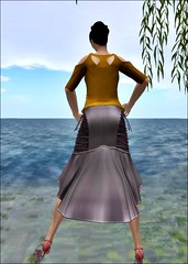 blah.BLAH.blah - sl frees & offers -  Christina Tied Top and Skirt1