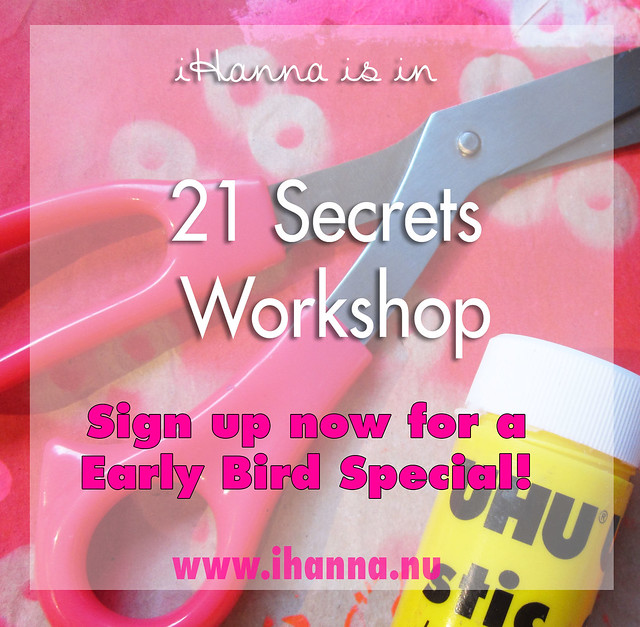21 Secrets Workshop sign up now