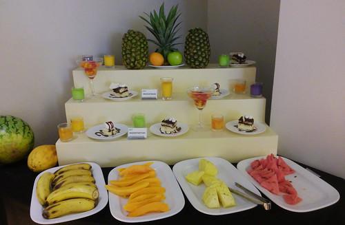 St Mark Hotel Cebu Breakfast Buffet