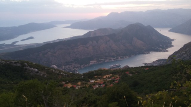Kotor Bay - awesome