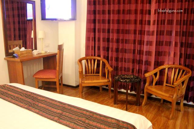 Hotel Rama Mandalay Myanmar Superior Room