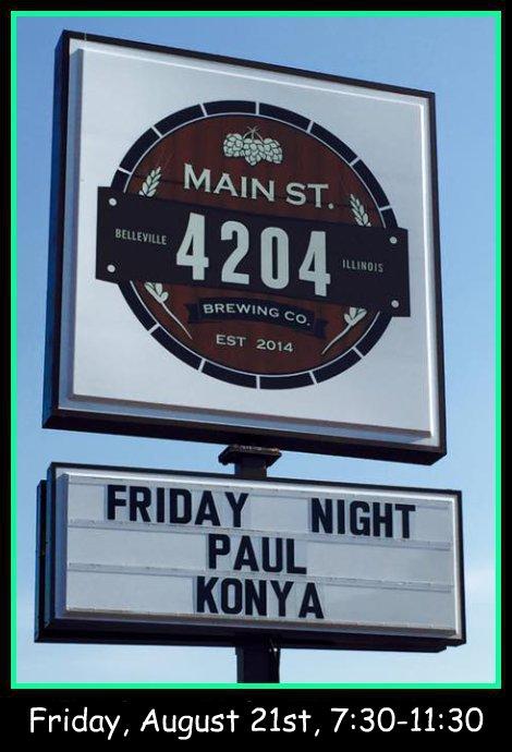 Paul Konya 8-21-15