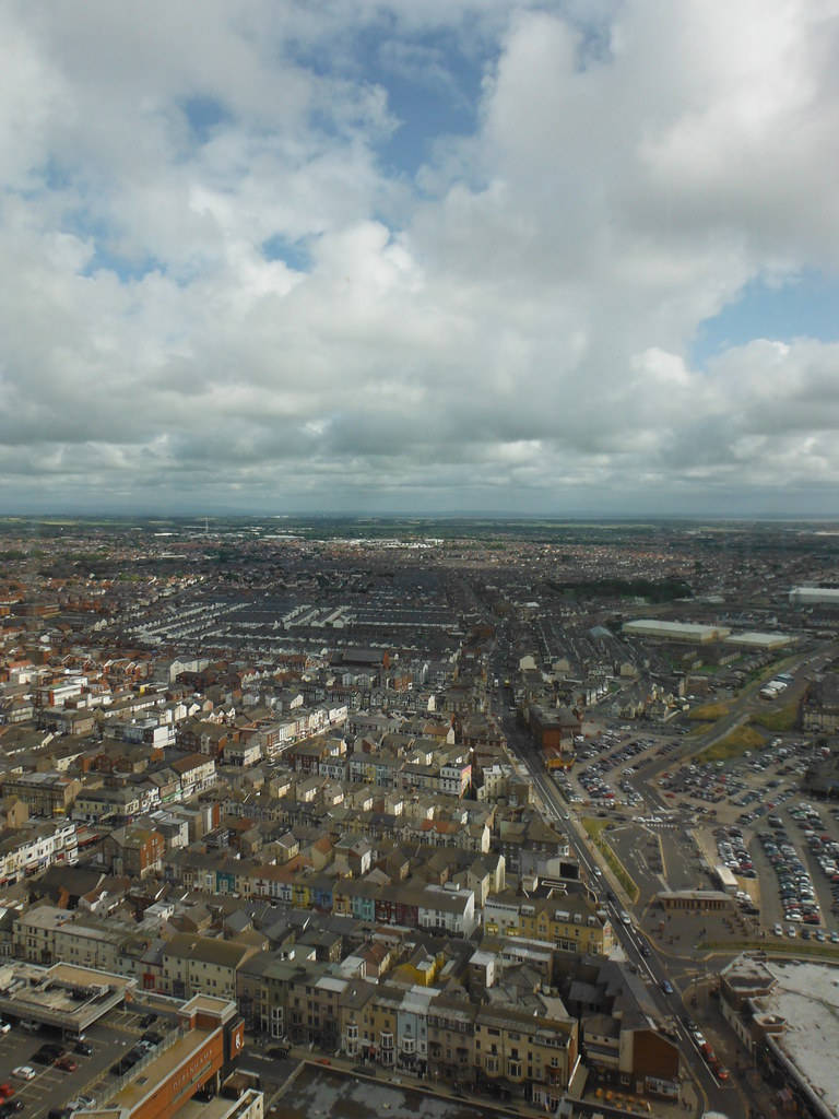 View From Blackpool Tower 5