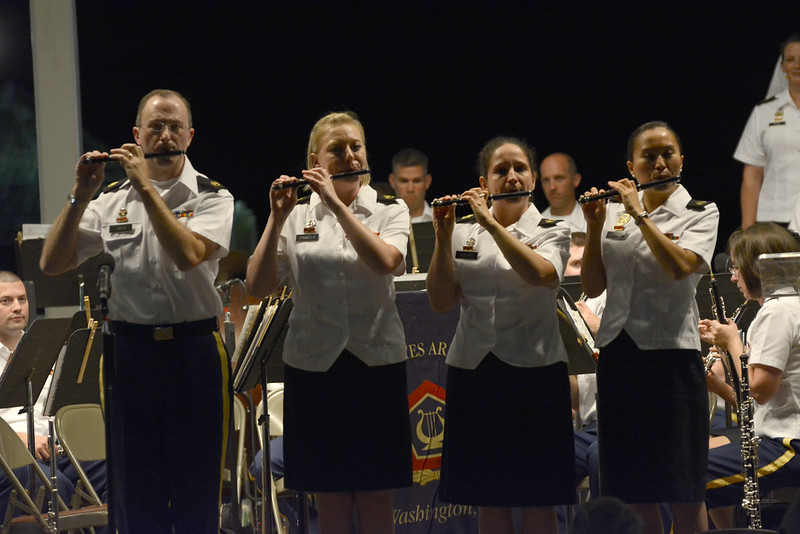 US Army Field Band & Soldiers' Chorus - August 29th, 2015