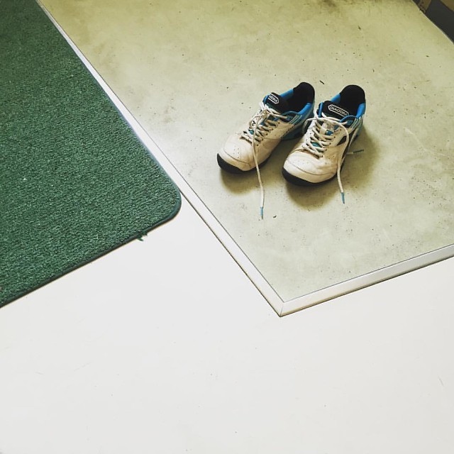 川崎市民大会40歳以上シングルス2R 6-8で負けました。