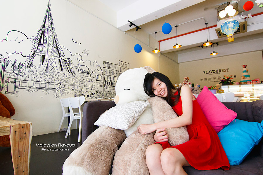 flavourest-cafe-zenith-kelana-jaya-pj-bear-theme-cafe