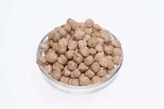 Cickpeas a kind of legume, vegetable, food