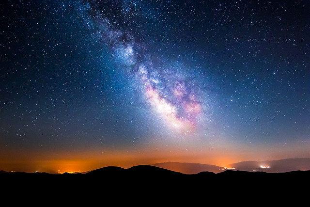 Milky Way @ Campo Imperatore