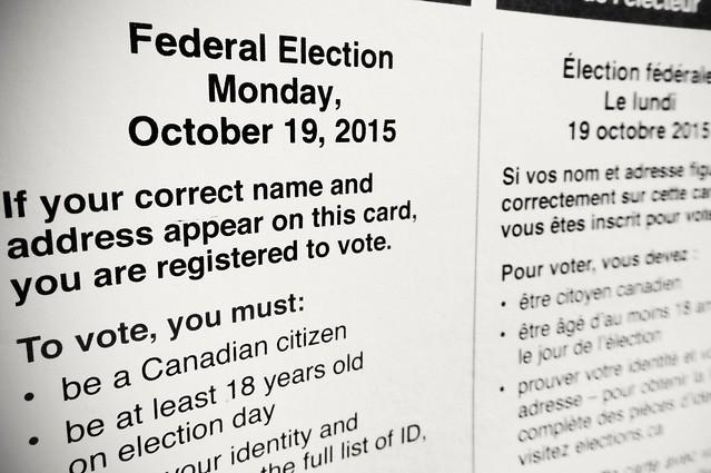 Of Course, I Vote!