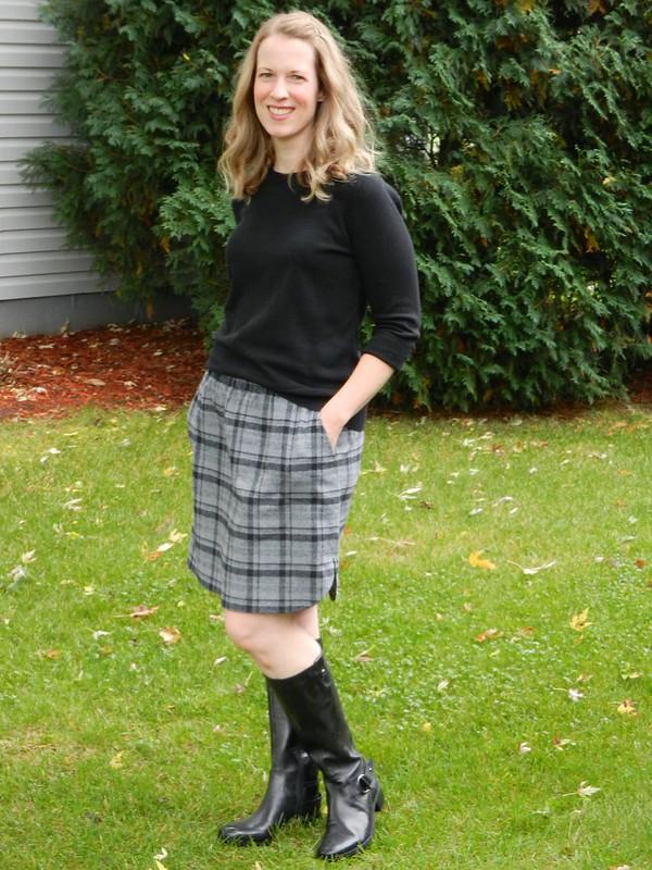 Baseball Skirt 2