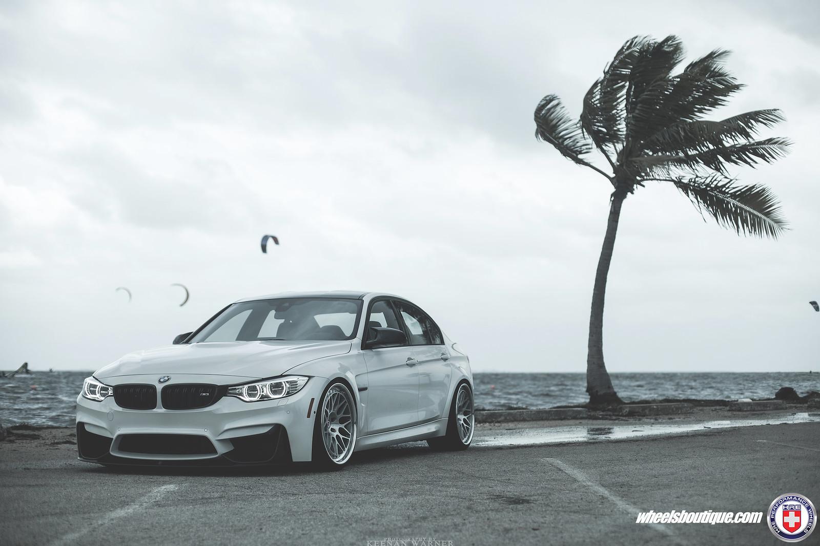 Pirelli Nero >> Wheels Boutique – BMW F80 M3 x HRE Classic 300